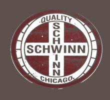 Schwinn World's Finest Bicycles by No17Apparel