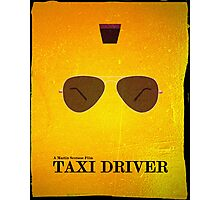 Taxi Driver (Vintage) Photographic Print