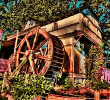 Ye Olde Mill by shutterbug2010