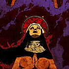 Nuns Have No Fun by SeventhTowerART