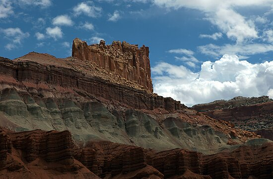 Escalante National Park by Judson Joyce