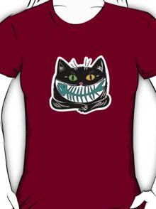 cat and fish T-Shirt