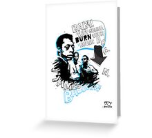 Go Tell it On The Mountain. James Baldwin Greeting Card