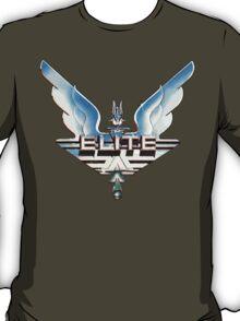 Classic Silver Elite Logo T-Shirt