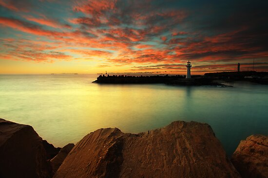 A New Dawn by Felix Haryanto