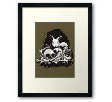 BEAST OF CAERBANNOG Framed Print