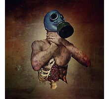 Choke Photographic Print