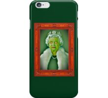 Queen of reptiles iPhone Case/Skin