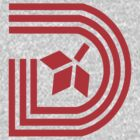 Dallas City Logo Red by BUB THE ZOMBIE