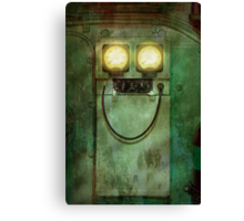 Steampunk - Be Happy Canvas Print