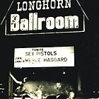 Longhorn Ballroom ( Sex Pistols )  by BUB THE ZOMBIE