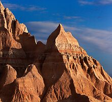 Sunrise over Badlands National Park .4 by Alex Preiss