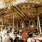 merry-go-round by Angela Churchill