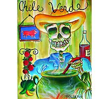 Chile Verde Photographic Print