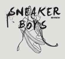 SNEAKER BOYS :D REVISION™ by Melanie Andujar