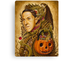 Costume of Cthulhu Canvas Print