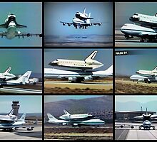 Space Shuttle Endeavor, Retired by AuntDot