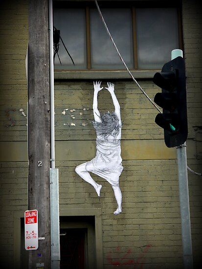 Hanging in Albert Street. by cullodenmist