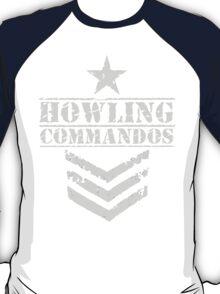 Captain America   Howling Commandos T-Shirt