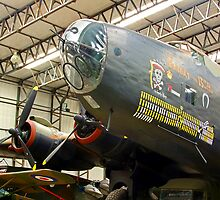 Handley Page Halifax III by Colin  Williams Photography