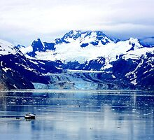 Sailing Into Glacier Bay National Park Alaska by NSauer01