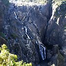 Waterfall (Cairns) by Russell Voigt