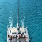 Catamaran in Nassau, The Bahamas by Jeremy Lavender Photography