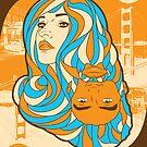 SF1 meetup poster by iamsla
