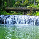 Waterfall 6 by Russell Voigt