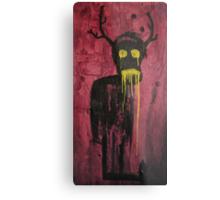 Untitled (demon) Metal Print