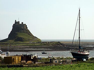 Lindisfarne Castle 02 by Adam Howie