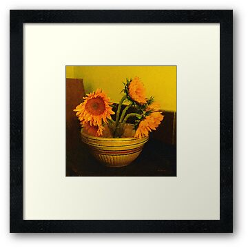 Still Life September by RC deWinter