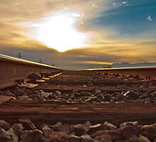 Into the sunset by fireangelsphoto