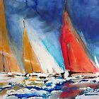 Ahead of the Storm by Patricia Sabin
