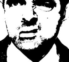 Mr Bean says a what Sticker
