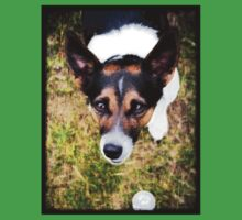 Jessie the Jack Russell Terrier: It's All About the Ball Kids Clothes