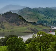 A Peep at Ullswater by Pauline Tims