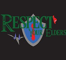 Respect your elders by Fontana11