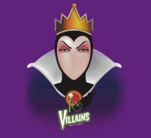 The Evil Queen is one of the most Vicious Villains!  by TopherAdam