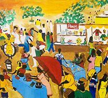 African American Festival by Debbie Douglass