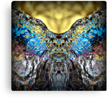 The Wings Canvas Print