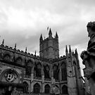 Bath Abbey by Federica Gentile