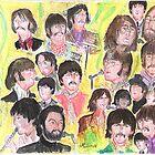 BEATLES-Beatles reflectins by LIVING