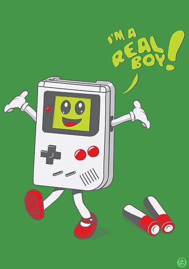 I'm a Real Boy! by Paul Robinson