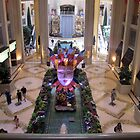 Inside The Palazzo Las Vegas by coffeebean