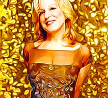 Bette Midler - Pop Art by wcsmack