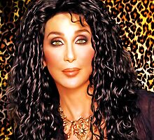 Cher - Believe - Pop Art by wcsmack
