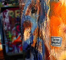 You Are Beautiful (Cadillac Ranch) by Dan Owens