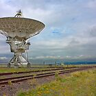 Very Large Array by Daniel Owens