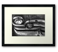1950 Cadillac Framed Print